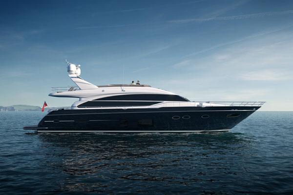 Motor Boat & Yachting | Princess 82 Motor Yacht