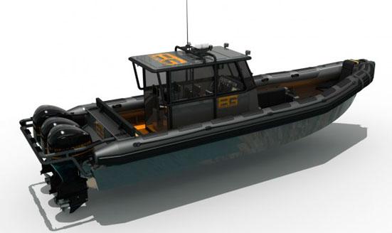 Motor Boat & Yachting | Bear Grylls RIBs