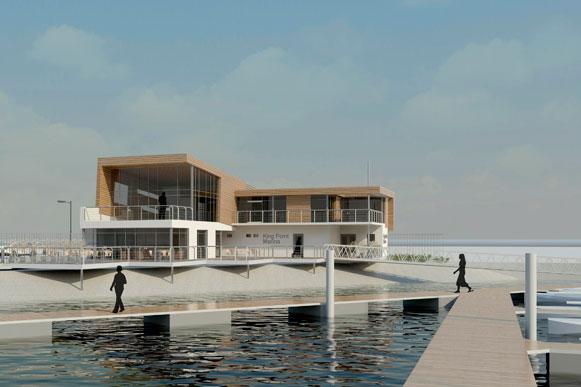 Motor Boat & Yachting | King Point Marina