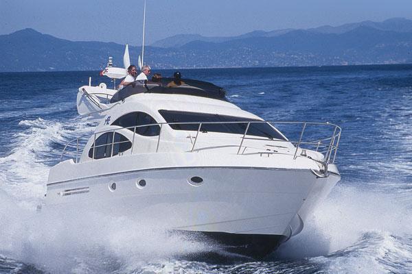 Motor Boat & Yachting   Azimut 42