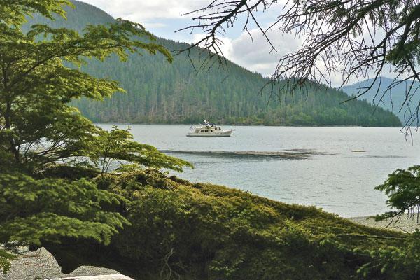 Motor Boat & Yachting | Fleming to Alaska
