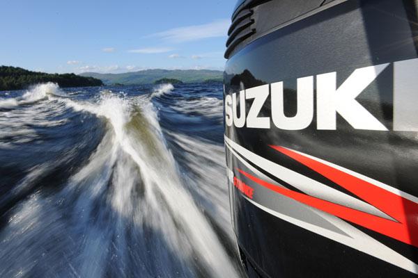 Motor Boat & Yachting   Suzuki Outboard