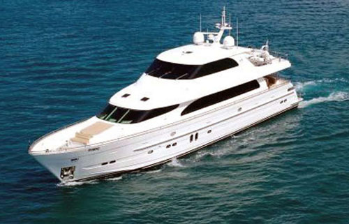 Titanic II billionaire Clive Palmer's superyacht Maximus