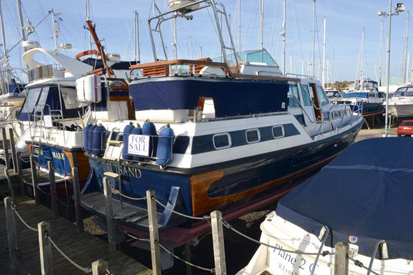 Motor Boat & Yachting | Aquastar Ocean Ranger 38