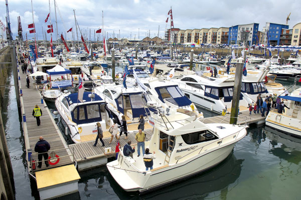 Motor Boat & Yachting | Barclays Jersey Boat Show