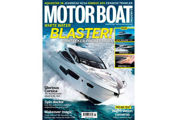 Motor Boat & Yachting | May 2013 Cover