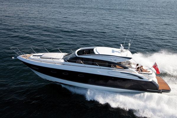 Motor Boat & Yachting   Princess V57