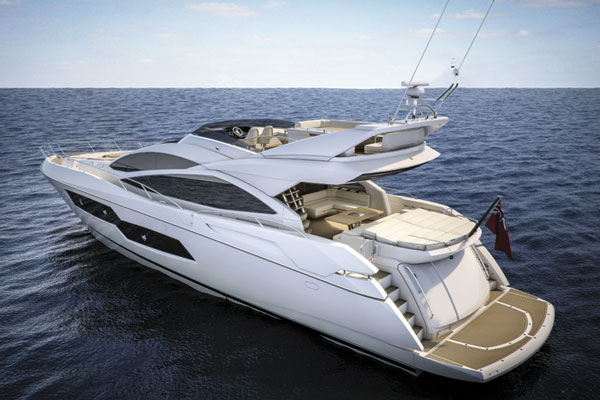 Motor Boat & Yachting | Sunseeker 80 Sport Yacht