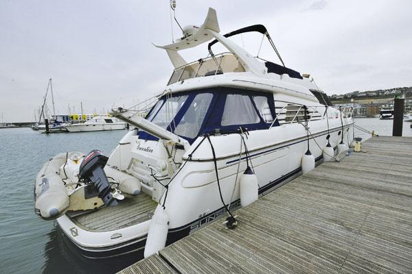 Motor Boat & Yachting | Sunseeker Manhattan 62