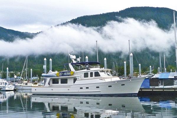Motor Boat & Yachting   Venture to Alaska