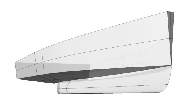 Displacement Hull Designs