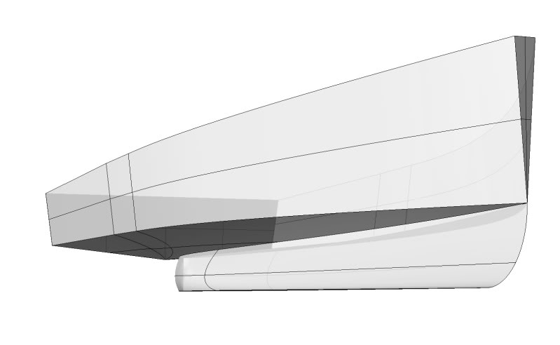 Displacement Hull Designs