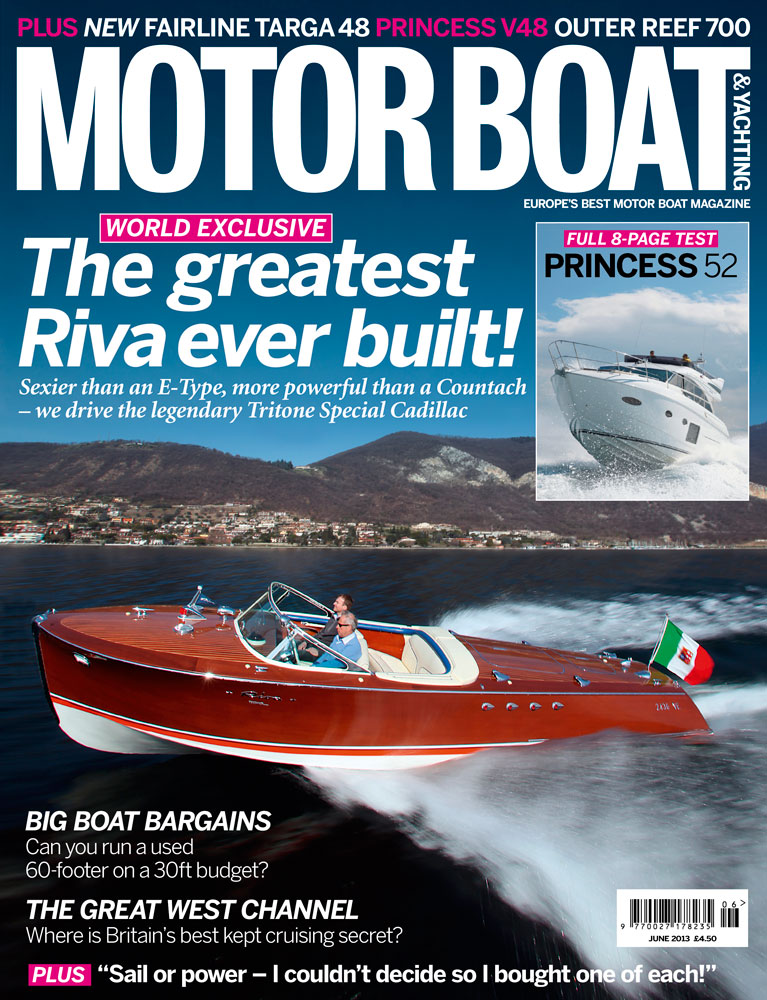 Motor Boat & Yachting | MBY June 2013