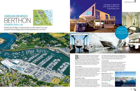 Motor Boat & Yachting | Berthon Marina