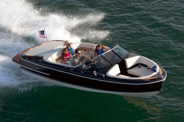 Motor Boat & Yachting | Chris-Craft Carina 21
