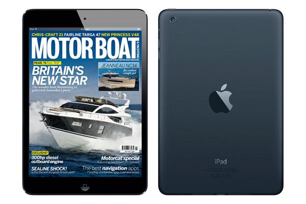 Motor Boat & Yachting   iPad Mini