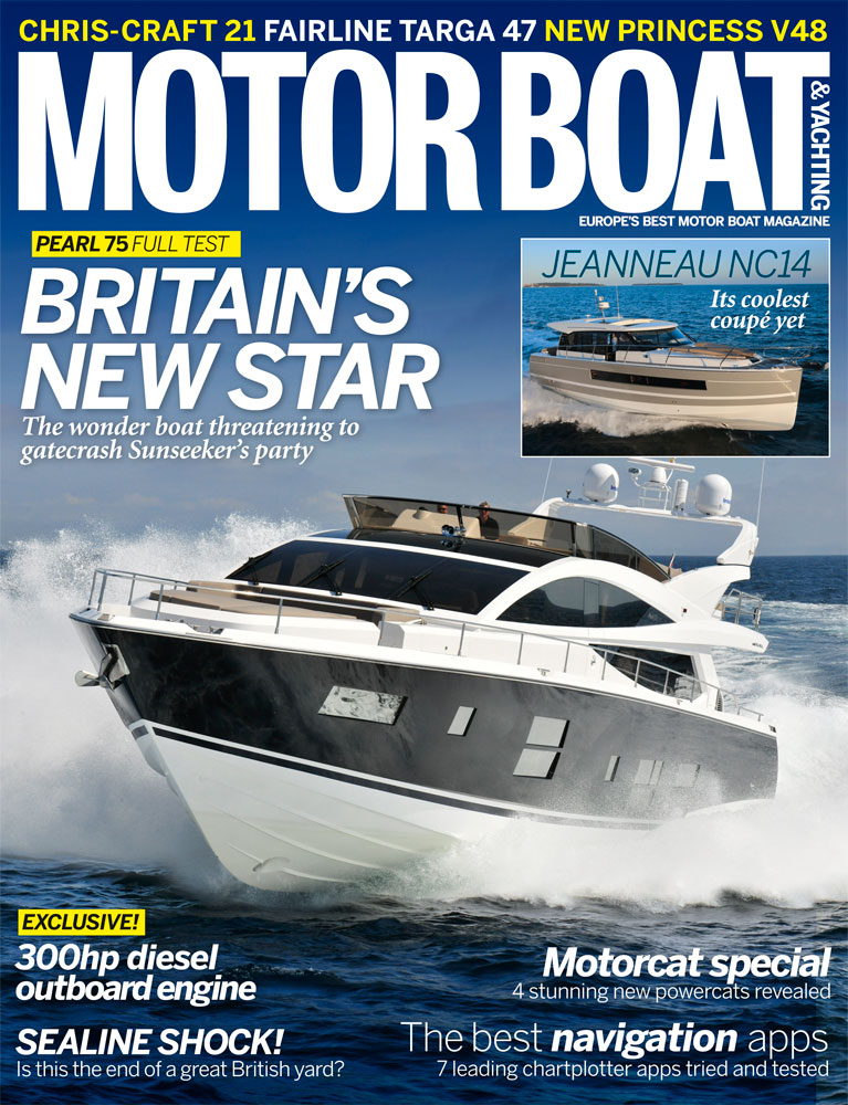 July Issue Of Motor Boat Yachting Is Out Now Motor
