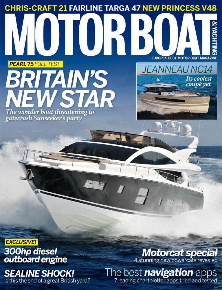 Motor Boat & Yachting | July 2013