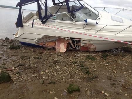 Humber boat crash