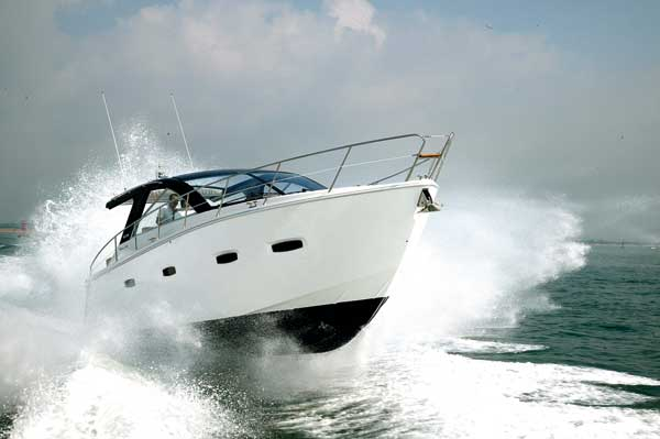Sealine SC35 | Reviews | Motor Boats Monthly |