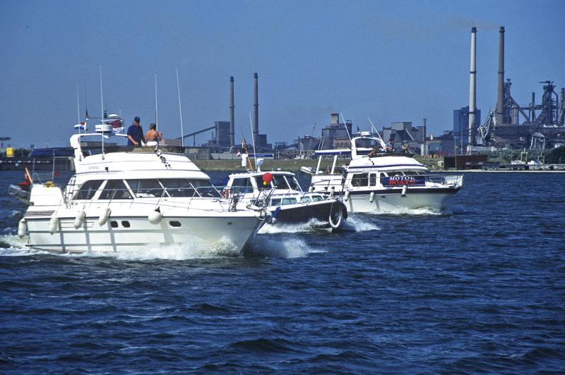 1995 North Sea Cruising Club