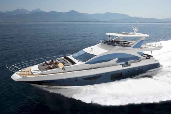 Motor Boat & Yachting | Azimut 80