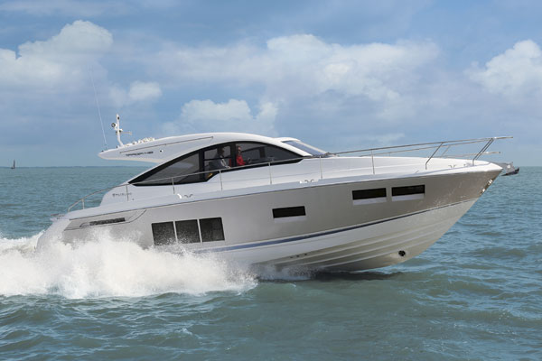 Motor Boat & Yachting | Fairline Targa 48 Open
