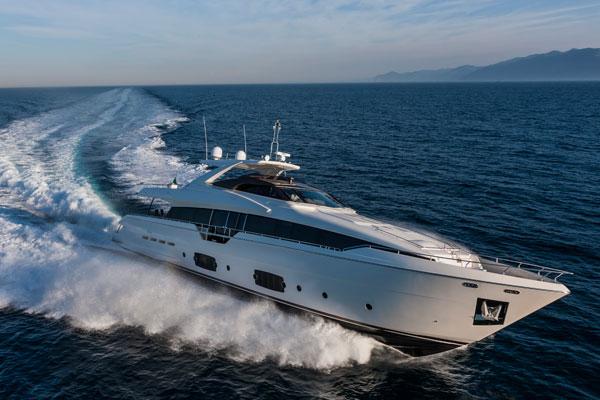 Motor Boat & Yachting | Ferretti 960