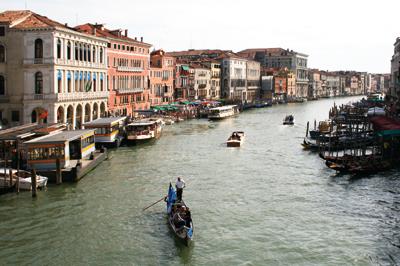 Venice charter cruising guide