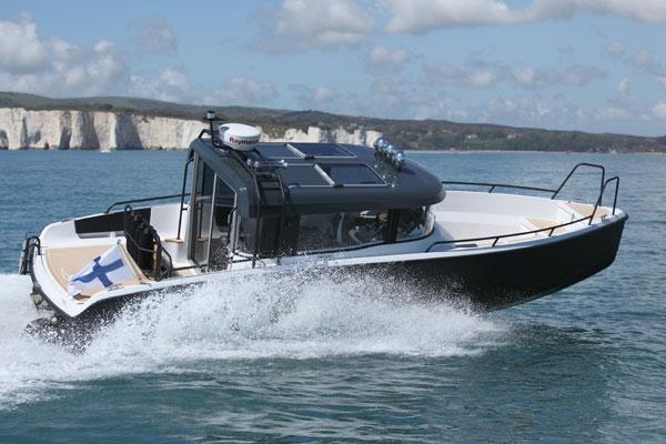 Motor Boat & Yachting   XO 270 RS