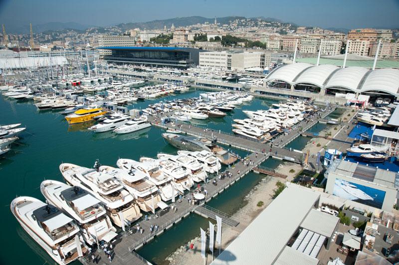 Motor Boat & Yachting | Genoa Boat Show