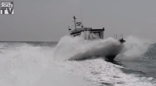 Targa Boats 27 Used Boat Test Botnia Targa 27