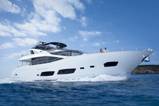 Motor Boat & Yachting   Sunseeker 28M