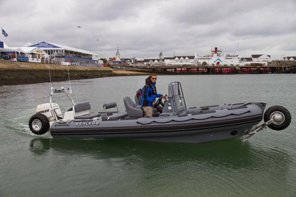 Motor Boat & Yachting   Bear Grylls