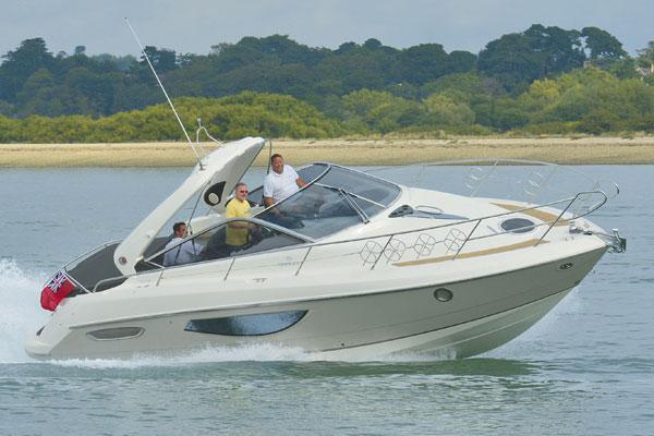 Motor Boat & Yachting   Cranchi 33 Endurance