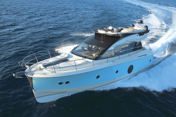 Motor Boat & Yachting   Monte Carlo 5
