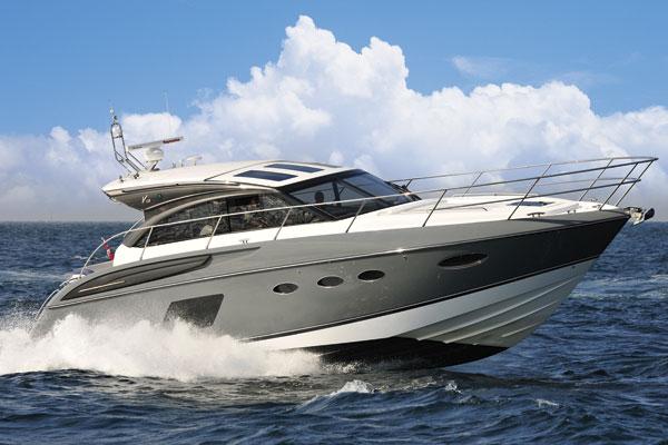 Motor Boat & Yachting   Princess V48
