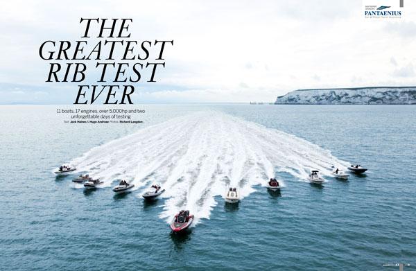 Motor Boat & Yachting | RIB Test