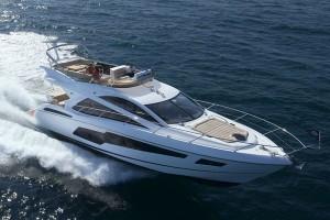Motor Boat & Yachting   Sunseeker Manhattan 55