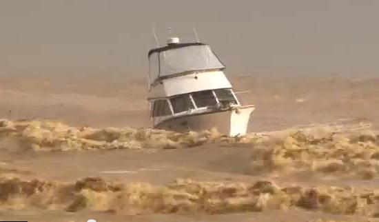 Boat fail video scary mooring