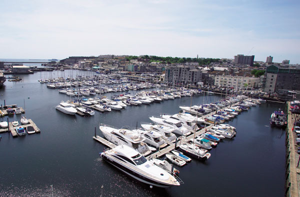 Motor Boat & Yachting | Sutton Harbour Marina