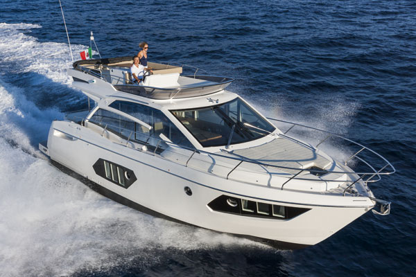 Motor Boat & Yachting | Absolute 45 Fly