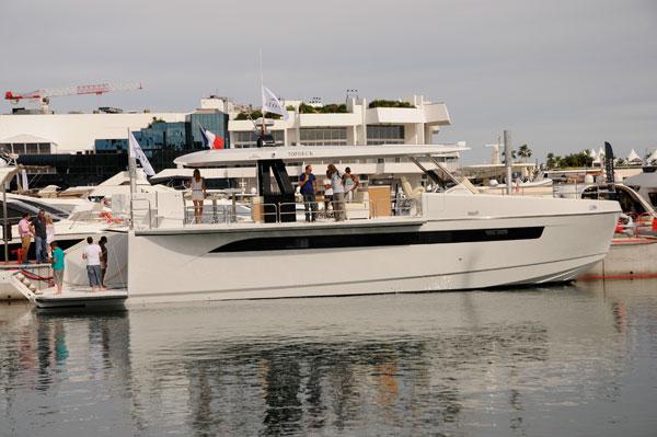 Motor Boat & Yachting | Astondoa 63 Top Deck