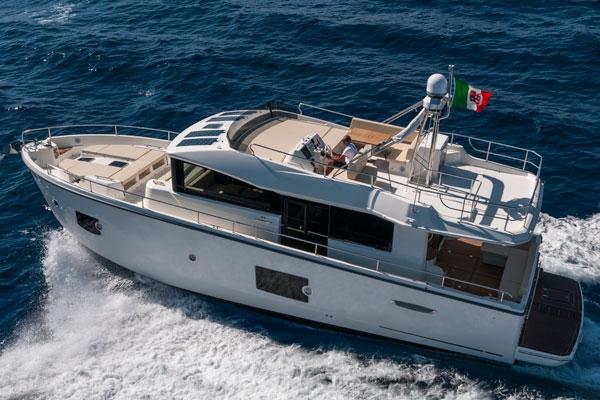 Motor Boat & Yachting | Cranchi Eco Trawler 53LD
