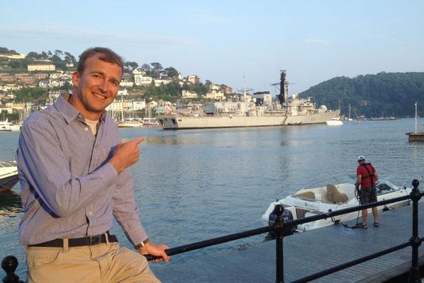 Motor Boat & Yachting   HMS Sutherland