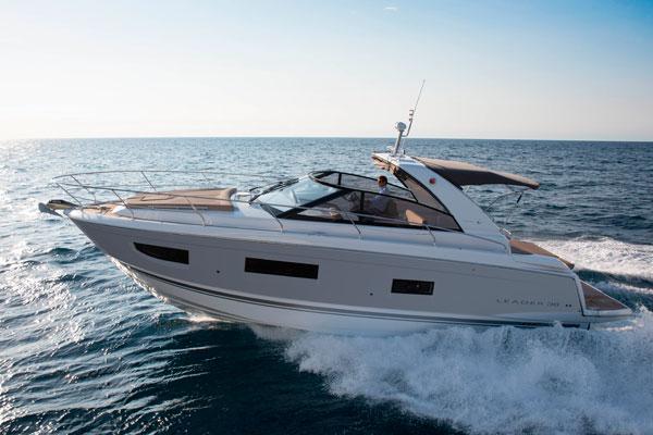 Motor Boat & Yachting | Jeanneau Leader 38