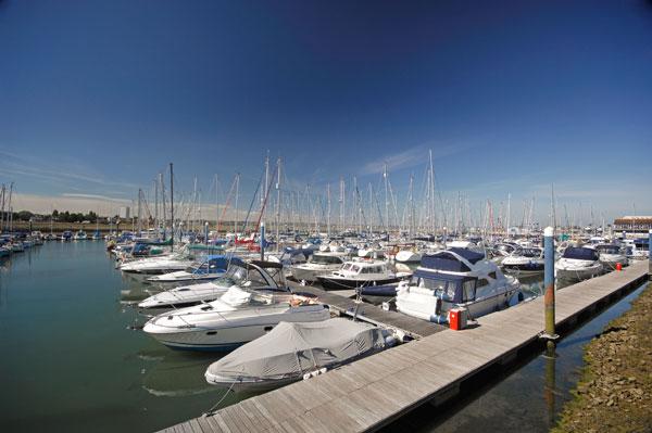 Motor Boat & Yachting | Marina