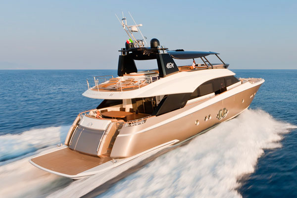 Motor Boat & Yachting | Monte Carlo Yachts 86