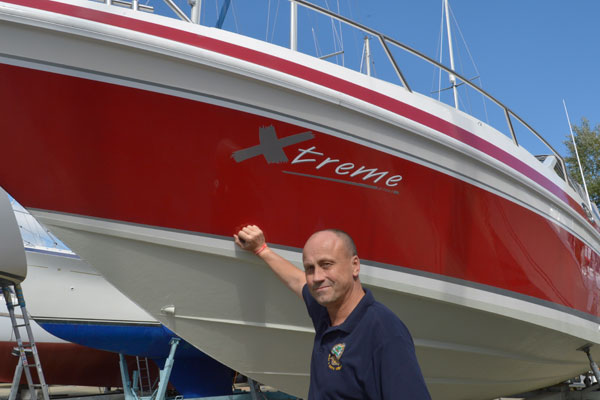 Motor Boat & Yachting | Hunton XRS35