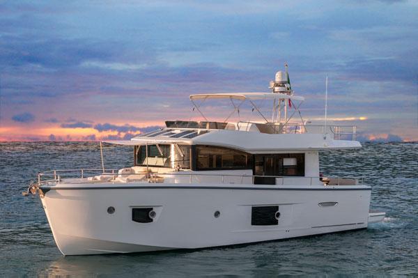 Motor Boat & Yachting   Cranchi Eco Trawler 53 LD